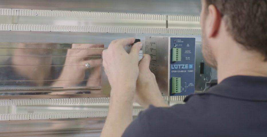 LÜTZE Video explains the path toward an homogenized climate in the control cabinet - Friedrich Lütze GmbH