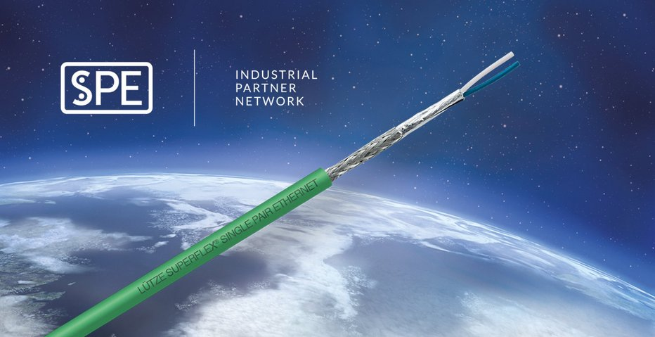 LÜTZE joins the Single Pair Ethernet Industrial Partner Network - Friedrich Lütze GmbH