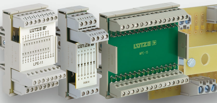 Modules de fonctions
