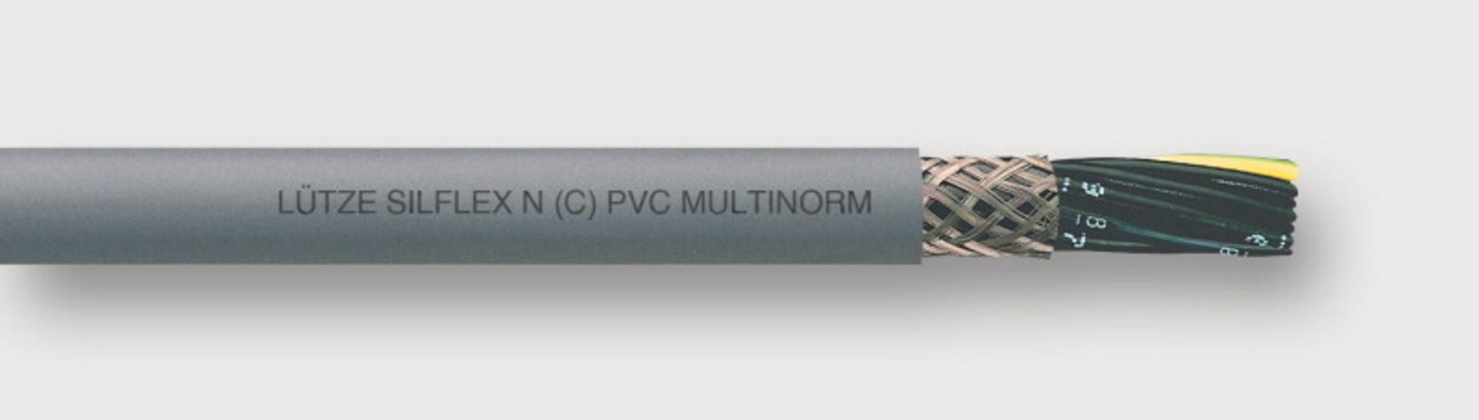 109802 - LÜTZE SILFLEX® N (C) PVC MULTINORM With approvals for Europe and