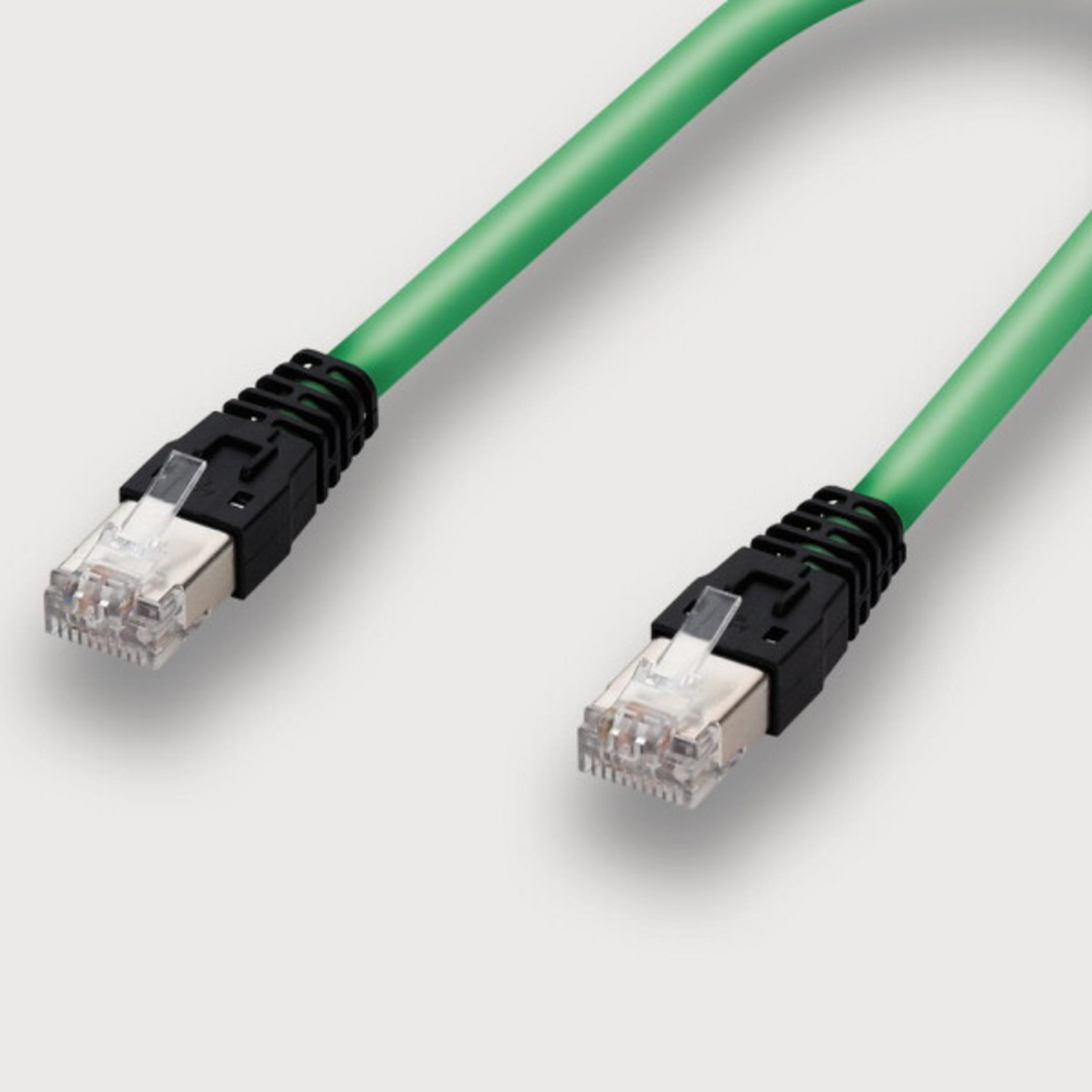 192015 0200 Network Cables Profinet Friedrich Lütze Gmbh RJ45 Wiring Diagram  PDF Profinet Rj45 Connector Diagram 4 Wires