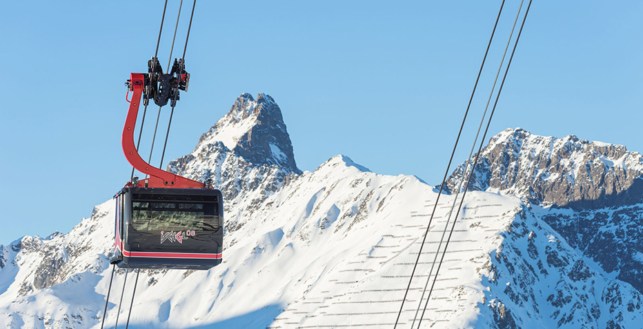 Neuartiges Verkabelungskonzept bei Pardatschgratbahn im Skigebiet ...