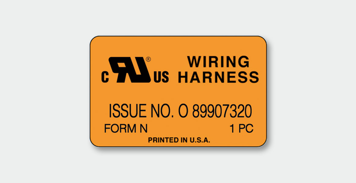 """WIRING HARNESS"" certified cable assemblies for the USA - Friedrich Lütze GmbH"