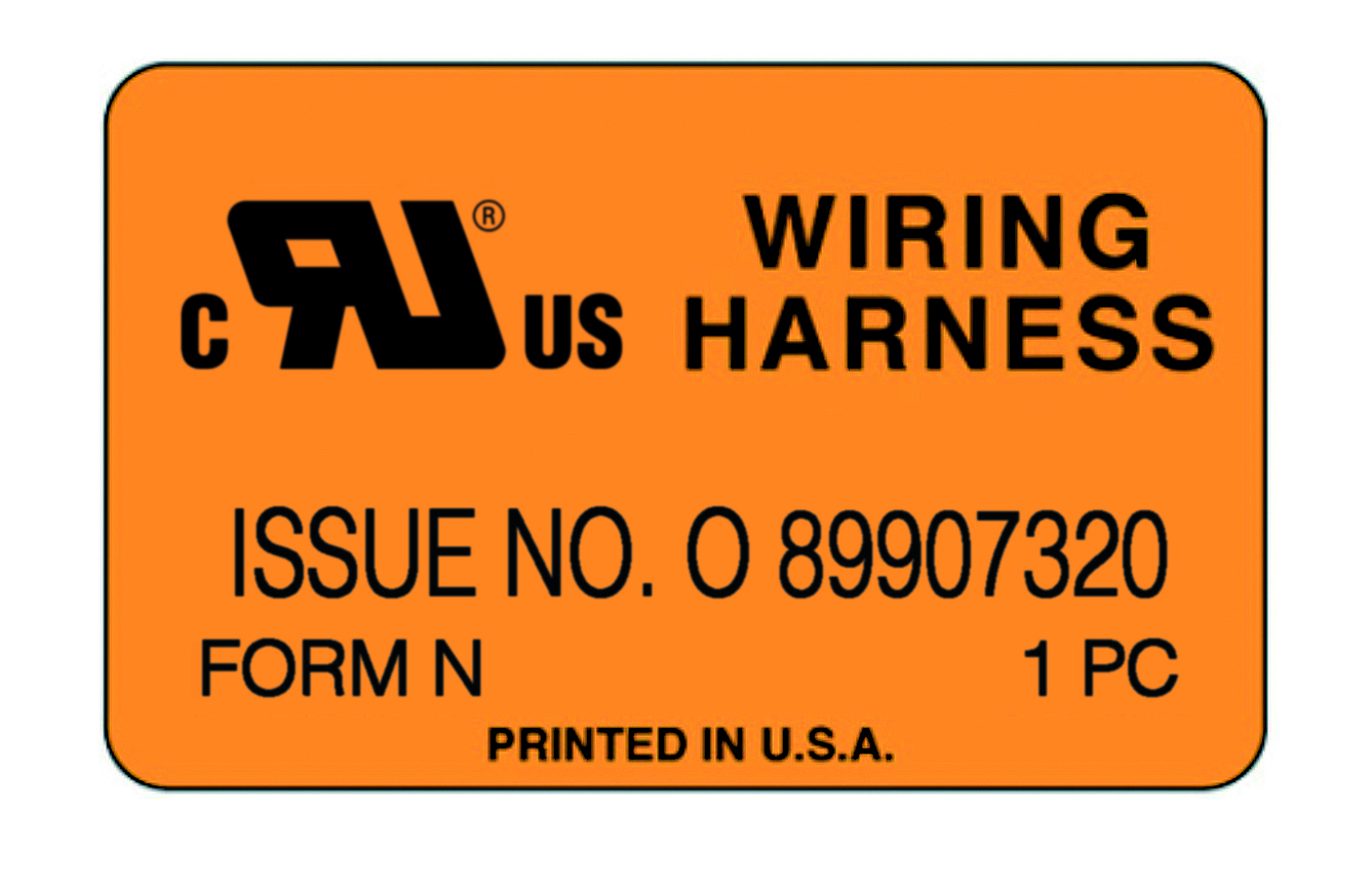 Wiring Harness Certified Cable Assemblies For The Usa Lutze Ltd M12 Label Harnesses Ltze Servo 586 Kb