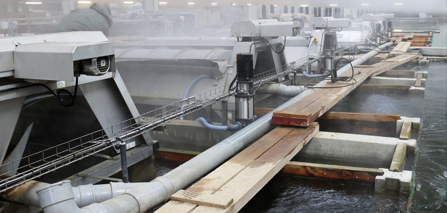 LÜTZE throw a line down for Aquaculture - Friedrich Lütze GmbH