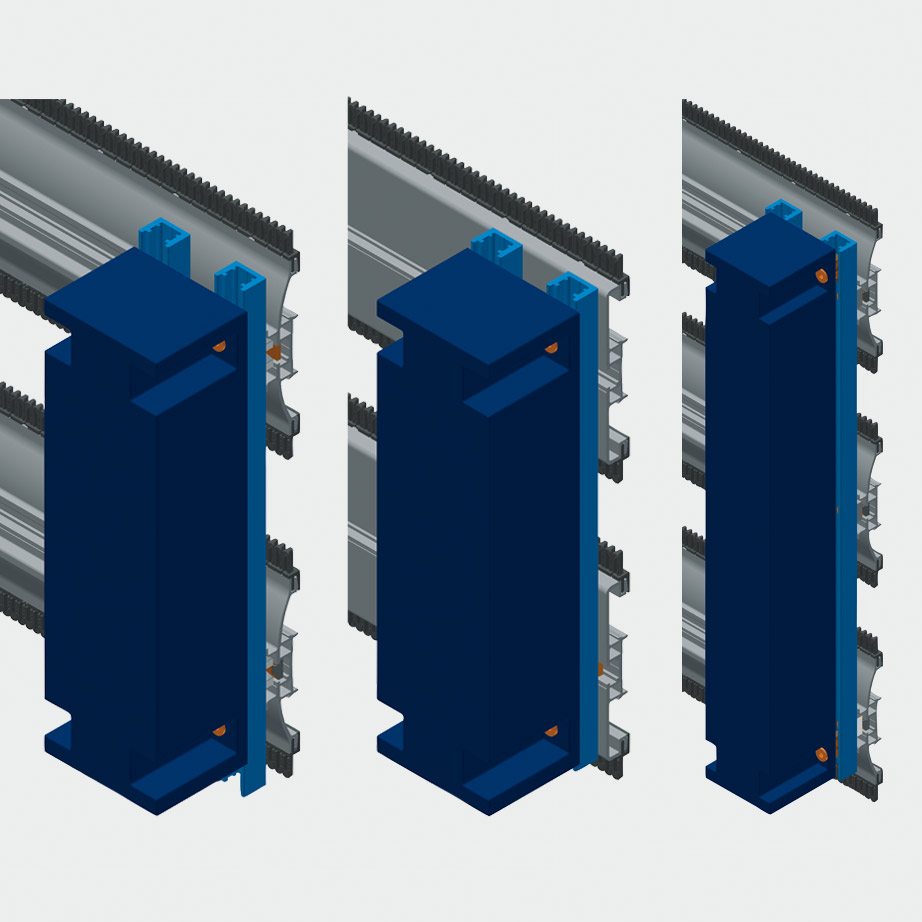 Airstream Component Attachment Friedrich Ltze Gmbh Wiring Diagrams The Stability Can Be Improved By Also Attaching Shunt Module To Middle Profiles
