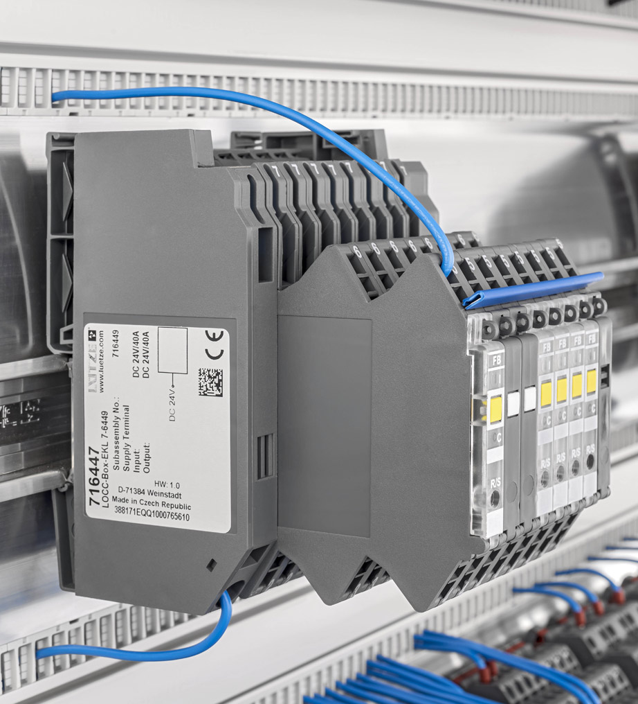 Intelligent Current Control With Locc Box Friedrich Ltze Gmbh Short Circuit Faults Electrical Systems The Electronic Overload And