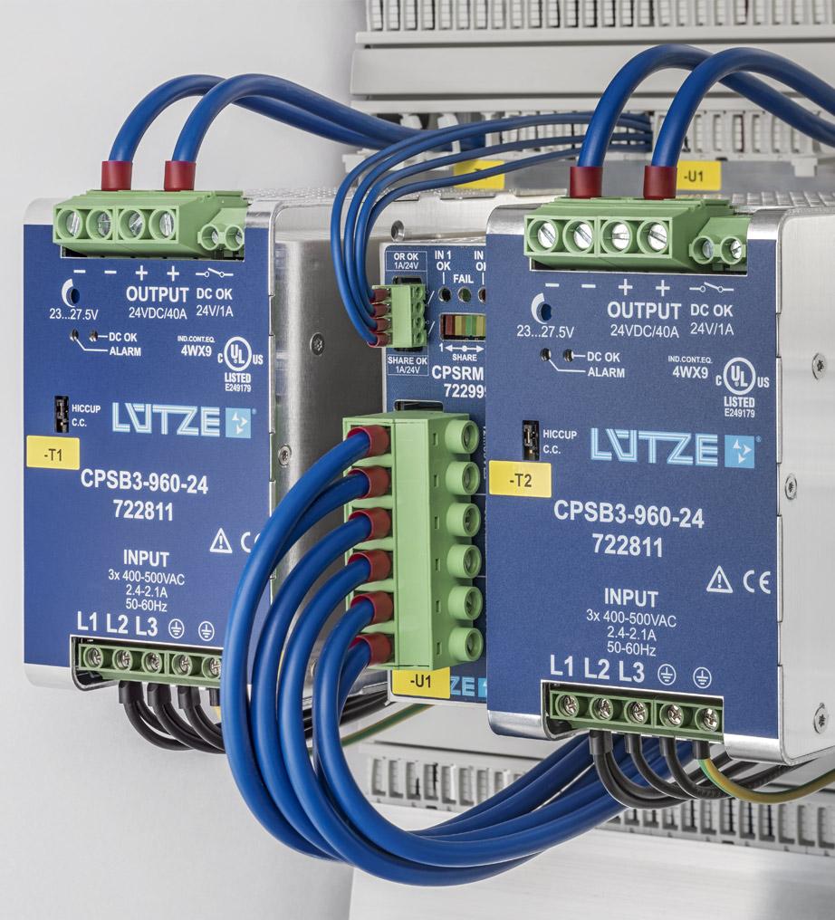 Fantastic Industrial Power Supplies For All Requirements Lutze Ltd Wiring Database Gramgelartorg