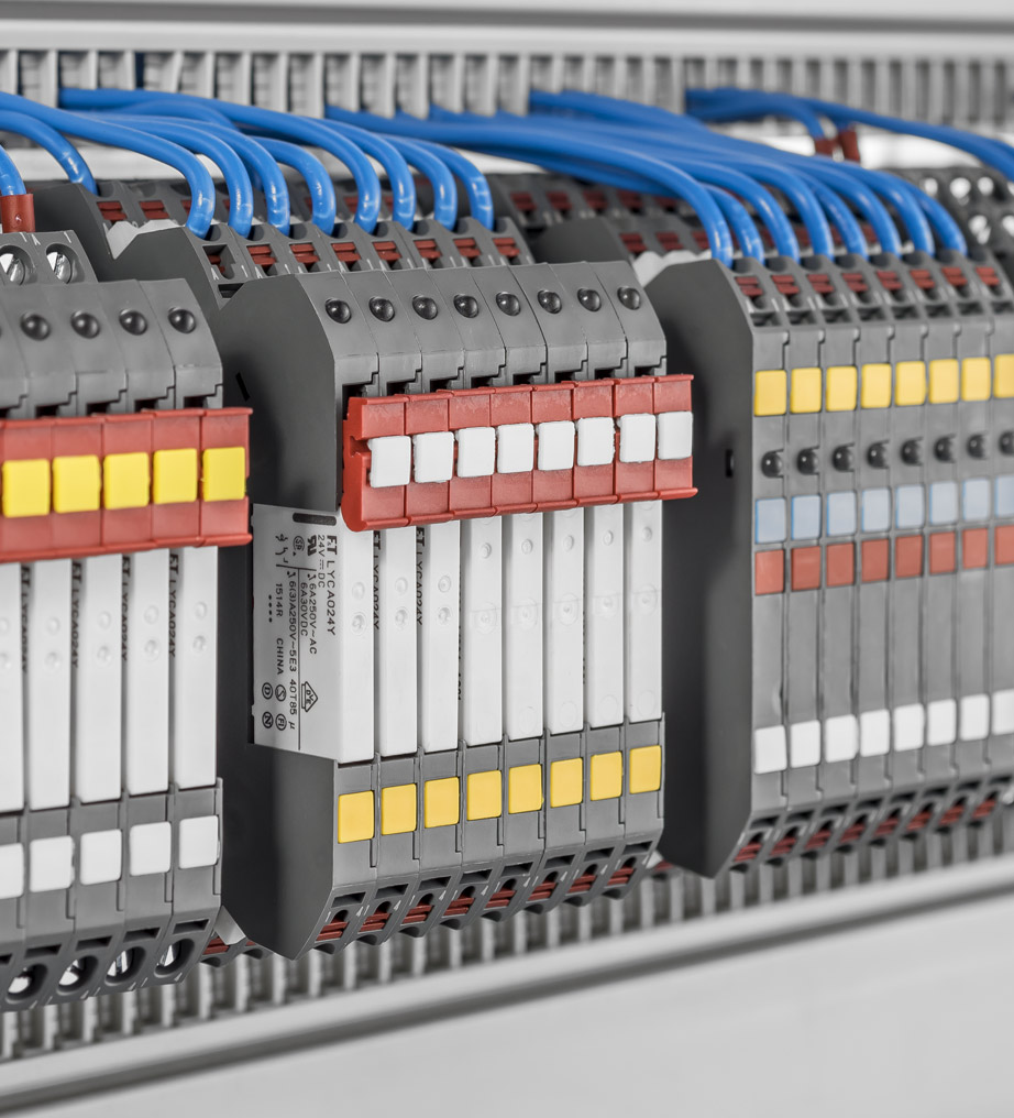 Relays And Solid State Friedrich Ltze Gmbh Relay Wiring